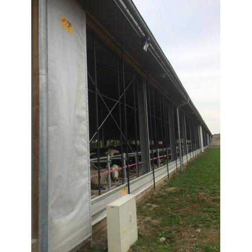 Система подвійних штор Arntjen Dual / W / K 400 до 4 м.
