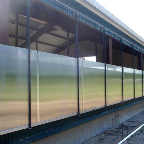 Світло-вентиляційні підйомні вікна Тип Z_DL