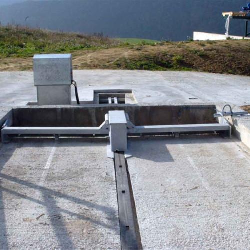 Гидравлическая скреперная система Etxholz