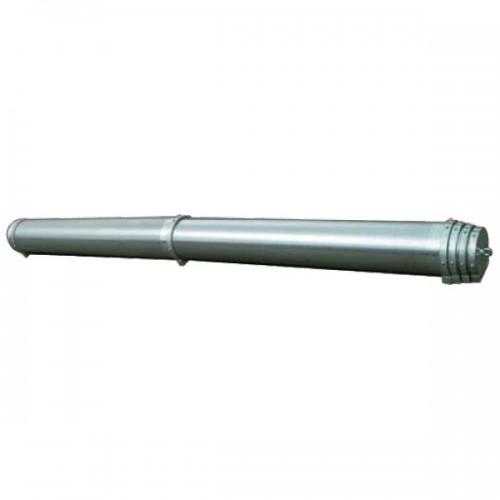 Телескопічна вентиляційна труба Himel