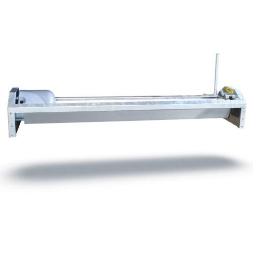 Перекидна поїлка з нержавіючої сталі LB 230 для напування молочних корів в стійловому утриманні худоби.