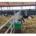Поїлка подвійна для стійлового утримання худоби з баком із нержавіючої сталі і основоюз поліетилену Michigan Duo
