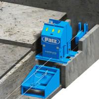 Тросова система збирання гною в поперечному каналі Patz IntelliShuttle Cable